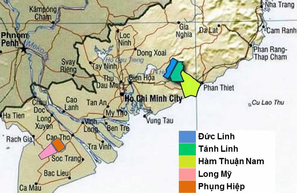Binh thuan province thien chi thien chi has established 3 project sites in binh thun province one in each of the following districts c linh tnh linh district hm thun nam sciox Image collections